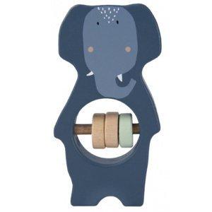 Trixie Dřevěné chrastítko Mr. Elephant