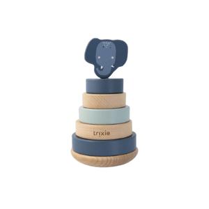 Trixie Dřevěné navlékací kroužky Mr. Elephant
