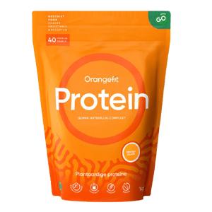 Orangefit Protein 1000g mango-broskev