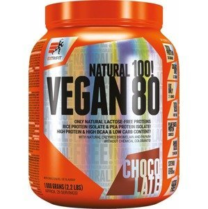 Extrifit Vegan 80 čokoláda 1000g