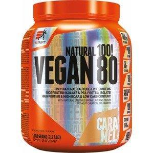 Extrifit Vegan 80 karamel 1000g
