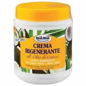 MIL MIL Hair Professional regenerační krém na vlasy s kokosovým olejem 1000ml