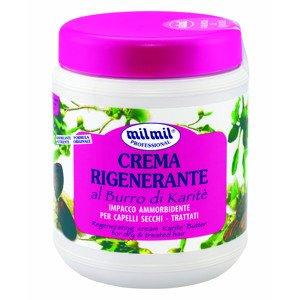 MIL MIL Hair Professional regenerační krém na vlasy s bambuckým máslem 1000ml