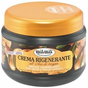 MIL MIL Hair Professional regenerační krém na vlasy s arganovým olejem 500ml