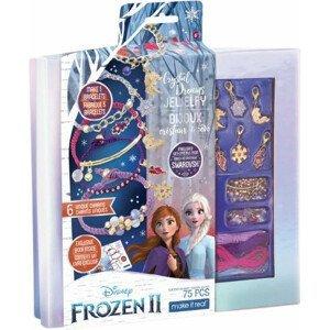 Alltoys Sada pro výrobu náramků Frozen II SWAROVSKI