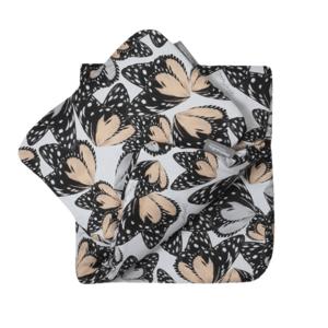 Beztroska peřinka/polštářek 135x100cm Butterflies