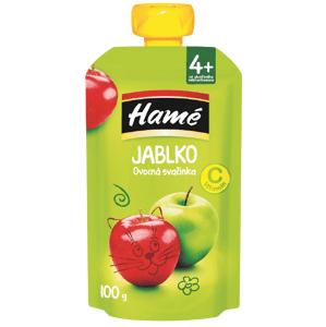 Hamánek  Hamé Kapsička Jablko 100g