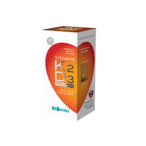 Biomin Vitamin K2D3 Premium+ 60ks