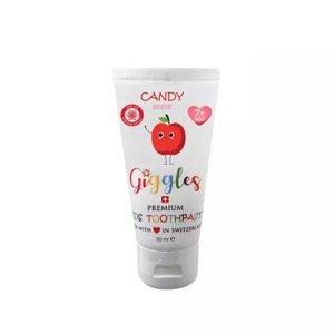 Giggles Dětská zubní pasta Candy Apple 1-6 let 50ml