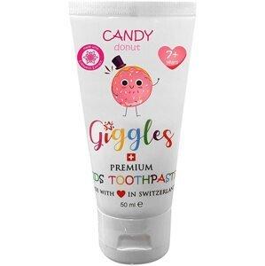 Giggles Dětská zubní pasta Candy Donut od 7 let 50ml