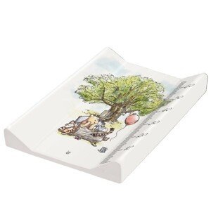 Keeper Přebalovací podložka s pevnou deskou Winnie bílá