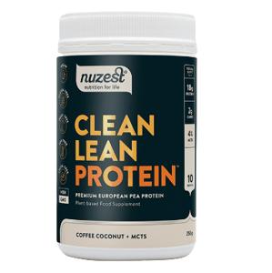 Ecce Vita Clean Lean Protein káva, kokos a MCT 250g