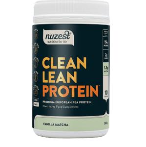 Ecce Vita Clean Lean Protein matcha a vanilka 250g