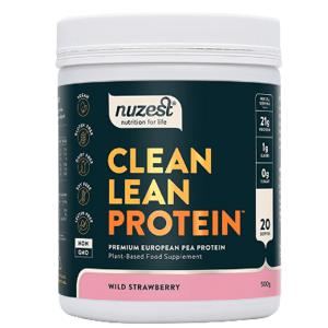 Ecce Vita Clean Lean Protein jahoda 500g