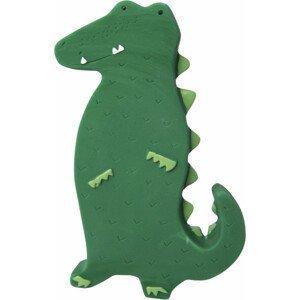 Trixie 100% přírodní gumová hračka Mr. Crocodile