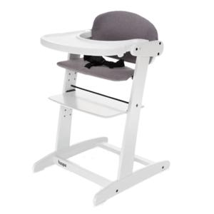 Zopa Grow-up rostoucí židlička White/Grey