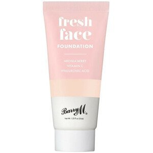 BarryM Fresh Face Foundation tekutý make-up Shade 2, 35ml