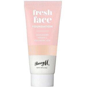 BarryM Fresh Face Foundation tekutý make-up Shade 3, 35ml