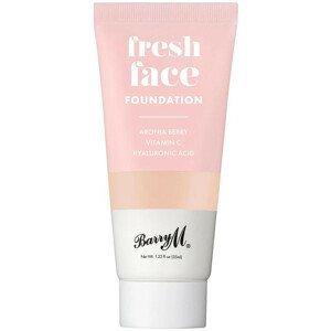 BarryM Fresh Face Foundation tekutý make-up Shade 4, 35ml