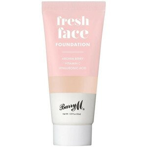 BarryM Fresh Face Foundation tekutý make-up Shade 5, 35ml