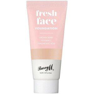 BarryM Fresh Face Foundation tekutý make-up Shade 6, 35ml