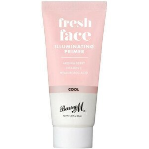 BarryM Fresh Face Illuminating Primer Silver podkladová báze, odstín Cool 35ml