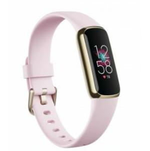 Fitbit Luxe Special Edition Gorjana w Juwellery Band Fitness náramek Soft Gold/Peony