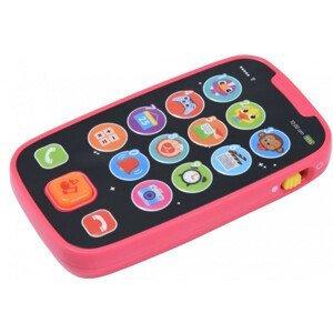 HOLA Můj chytrý telefon Růžový