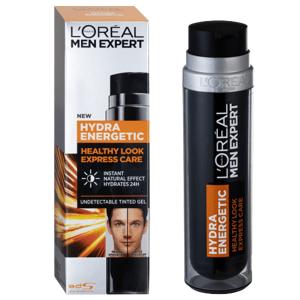 L'Oréal Paris Men Expert Hydra Energetic gel na sjednocení tónu a rozzáření pleti 50ml