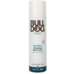 Bulldog Skincare Holící pěnový gel pro citlivou pokožku 200ml