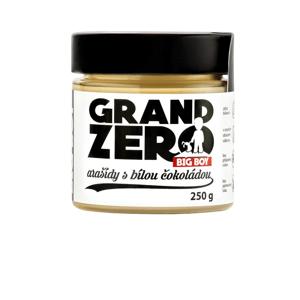 BIG BOY® Grand Zero s bílou čokoládou 250g