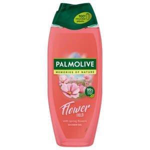 Palmolive Memories of Nature Flower Fluid sprchový gel 500ml