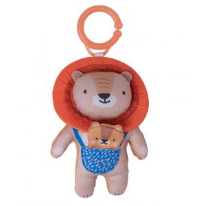 Taf Toys Chrastítko lev Harry