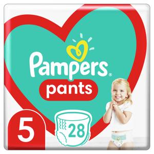 Pampers Plenkové Kalhotky Pants velikost 5 28ks