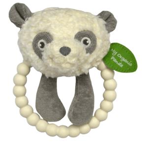 My Teddy Moje panda - silikonové kousátko