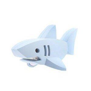Halftoys ŽRALOK PILONOS magnetická skládací hračka s 3D modelem oceánu