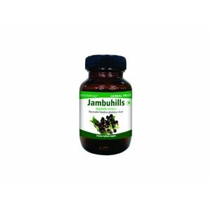 Isha Agro Developers Pvt. Ltd. India  Herbal Hills Jambuhills 60 kapslí