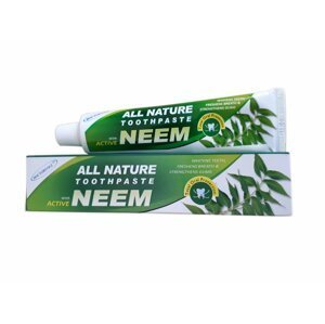 Ayusri Health Products Ltd. India  All Nature Neem Zubní pasta 100g