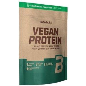 BioTechUSA Vegan Protein čokoláda-skořice 2000g
