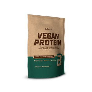 BioTechUSA Vegan Protein vanilka-cookie 500g