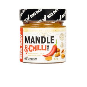 BIG BOY® Mandle a chilli 250g