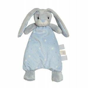 My Teddy Muchláček zajíček - modrý