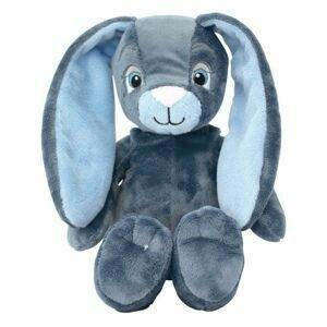 My Teddy Můj zajíček střední - modrý