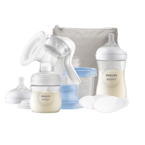 Philips Avent Odsávačka mateřského mléka manuální, startovní sada