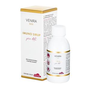 Venira Kids imuno sirup pro děti 150ml