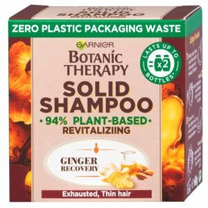 Garnier Botanic Therapy Solid Shampoo Ginger Recovery Revitalizační tuhý šampon 60g