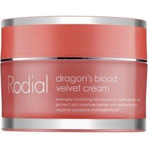 Rodial Omlazující krém s hydratačními účinky Dragons Blood Velvet Cream 50ml