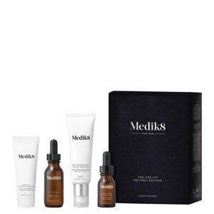 Medik8 The CSA Kit Retinol Edition For Men 4ks