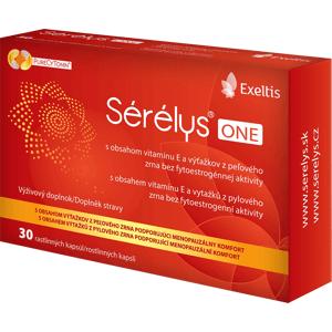 Exeltis  Sérélys ONE 30 kapslí