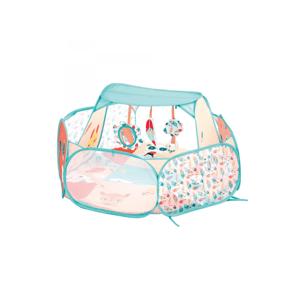 Ludi Hrací deka a ohrádka 3v1